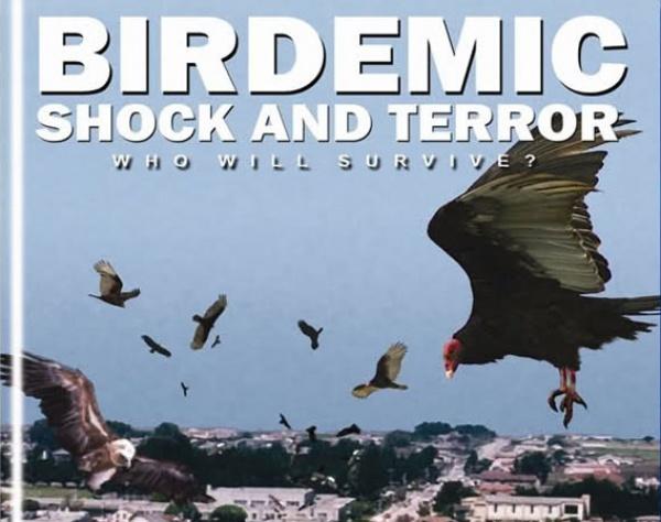 Reader Bonus) Birdemic: Shock and Terror (WithoutRiffTrax)