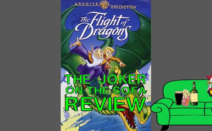 Reader Bonus: The Flight ofDragons
