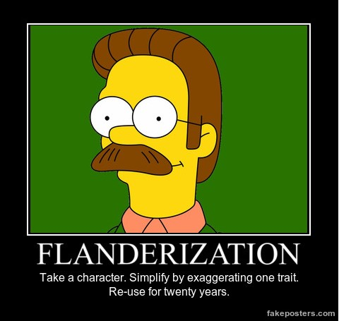 SunnyFlanderization