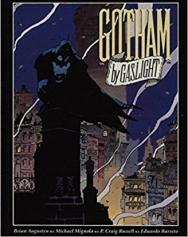 BatmanGothamComicCover