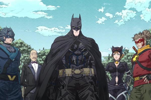 BatmanNinjaBatFamily