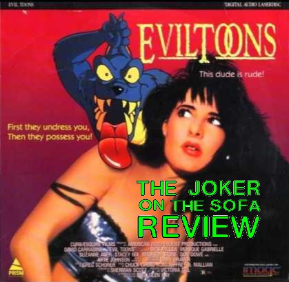Evil Toons: The Greatest C-Movie Ever Made