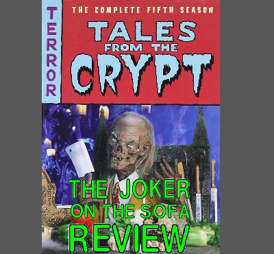 Reader Request: People Who Live in Brass Hearses (Tales from theCrypt)