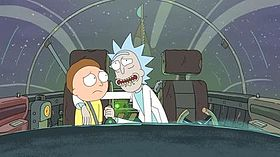 RickAndMondaysS1E1Car