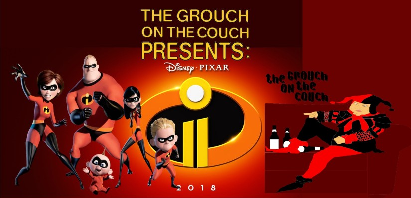 The Incredibles 2: Great Movie, Pretty Good Message (SpoilerFree)