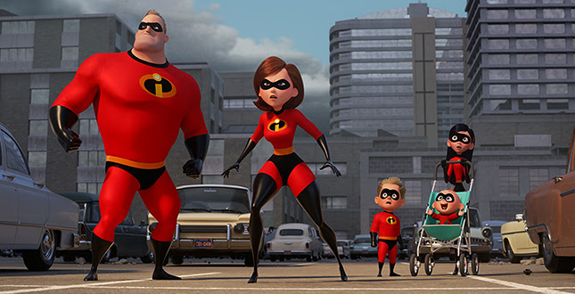 Incredibles2Opening