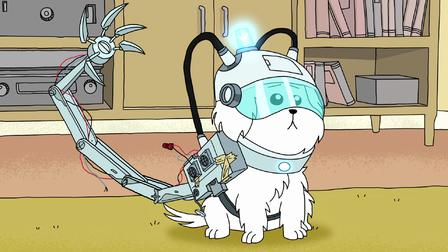 RickAndMondayS1E2Snuffles3