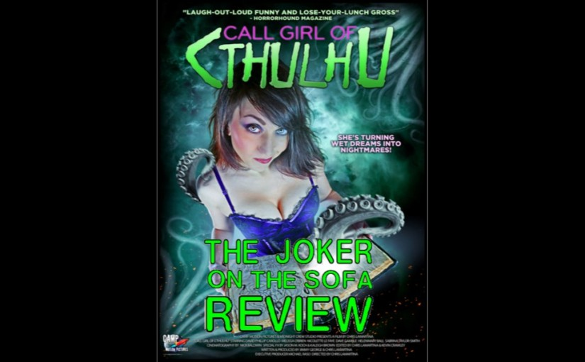 Reader Request- Call Girl of Cthulhu