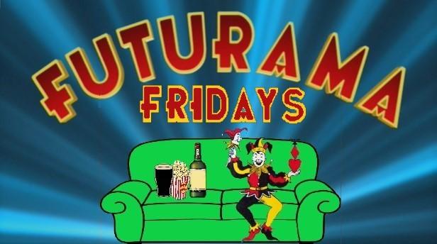 """Futurama Fridays – S1 E1 """"Space Pilot3000"""""""
