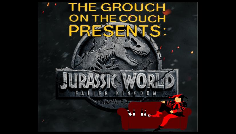 Jurassic World: Fallen Kingdom –Why?
