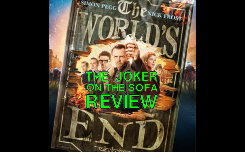 Reader Request – The World's End: Aliens Ate My Nostalgia