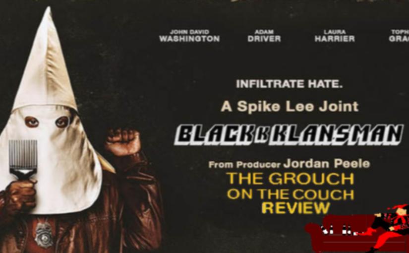 BlacKkKlansman: Some Anvils Need to be Dropped(Spoiler-Free)