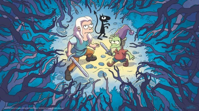 DisenchantmentS1Part1-Trio