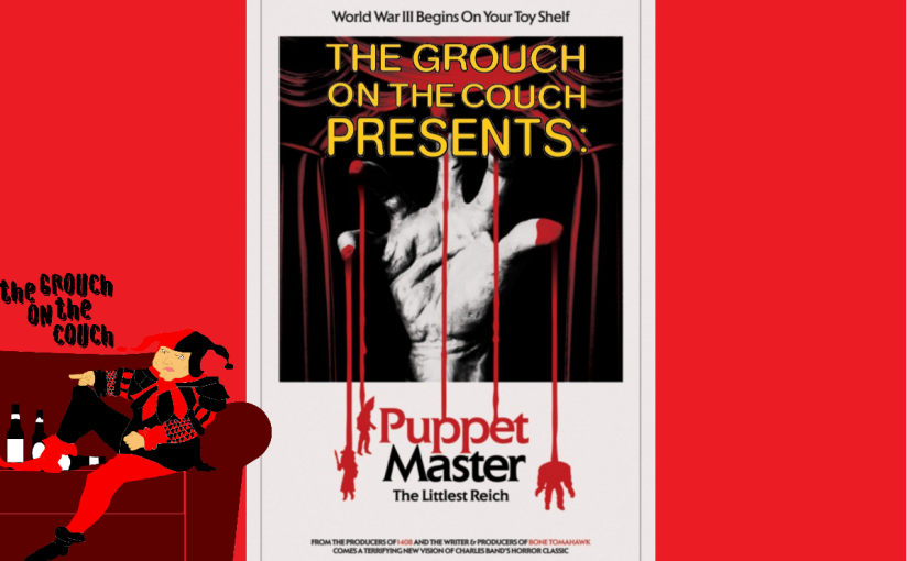 Video on Demand Review – Puppet Master: The Littlest Reich
