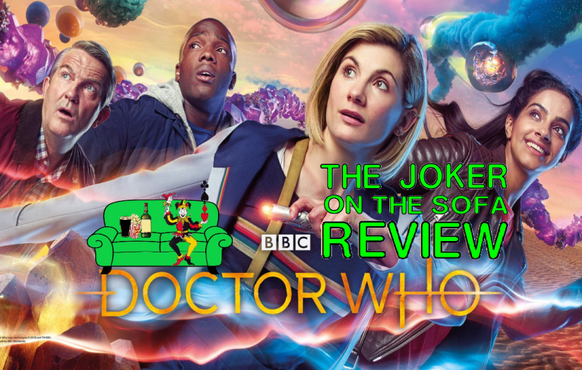 "Doctor Who Season 11 – Ep. 4 ""Arachnids in the UK"""