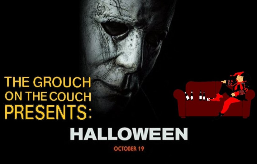 Grouch on the Couch Review: Halloween (2018) – Decent Movie, Lousy Horror Film