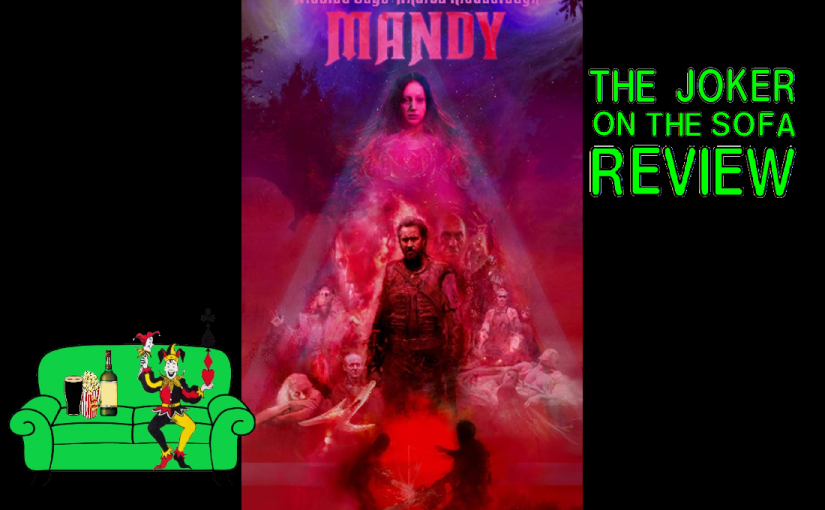 Mandy: Nicolas Cage's Awesomely Nicolas-Cage-iest Movie
