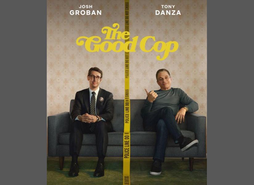 Netflix Review – The Good Cop: Season1