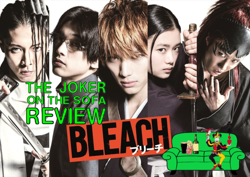 Netflix Review – Bleach (Film)