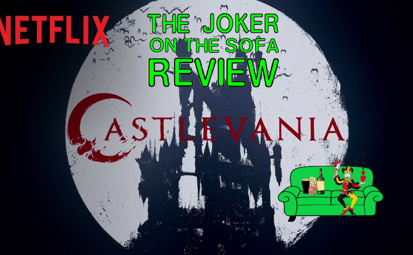 Netflix Review – Castlevania Seasons 1 & 2 (Spoiler-Free on Season 2)
