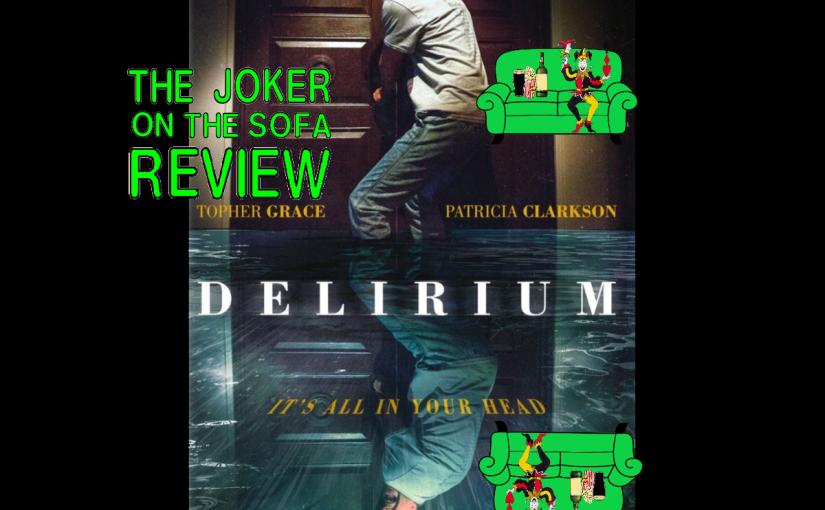 Netflix Review – Delirium: Old Dog, not Enough New Tricks(Spoiler-Free)