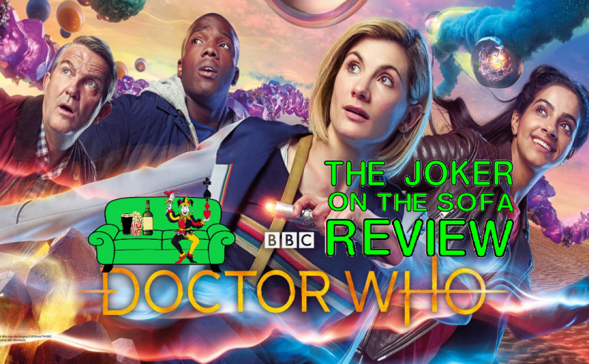 "Doctor Who Season 11 – Ep. 10 ""The Battle of Ranskoor Av Kolos"""