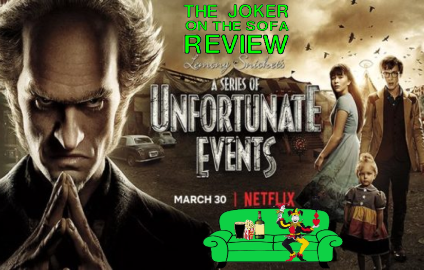 Netflix Review – A Series of Unfortunate Events (Spoiler-Free)