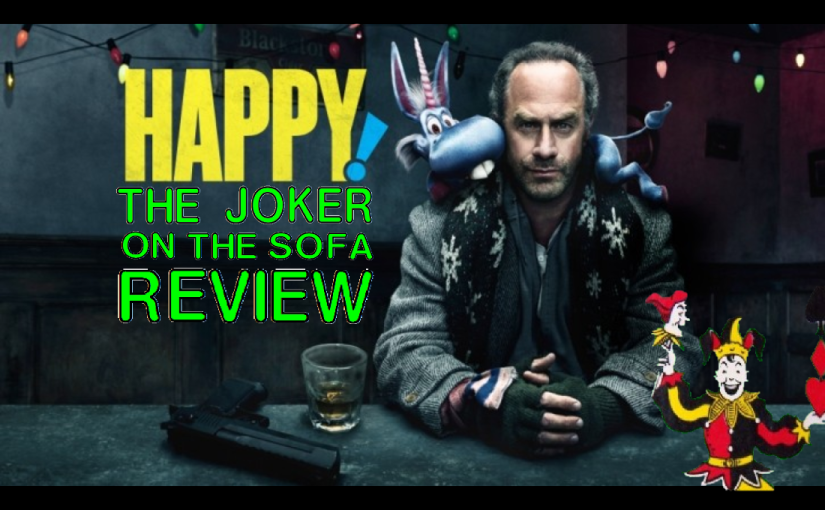 Netflix Review – Happy!: The Trippiest Thing on TV(Spoiler-Free)
