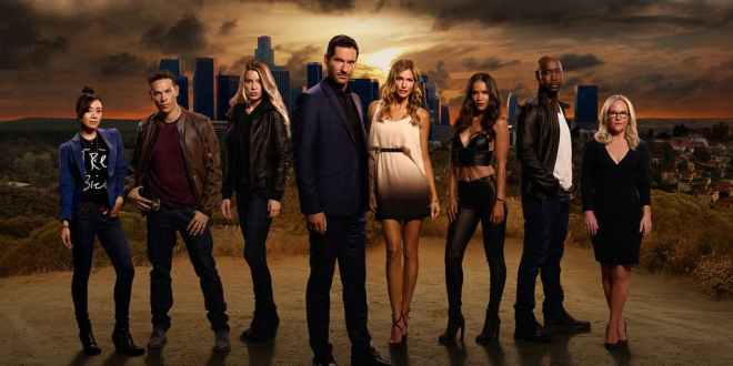 lucifer - 2cast