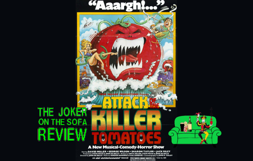 Reader Request/Amazon Prime Review – Attack of the Killer Tomatoes: A Spoof Before ItsTime