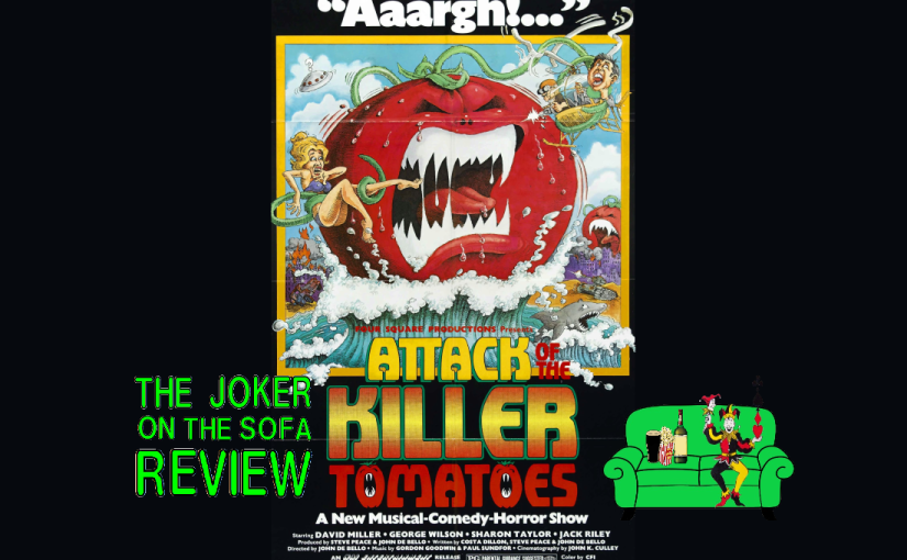Reader Request/Amazon Prime Review – Attack of the Killer Tomatoes: A Spoof Before Its Time
