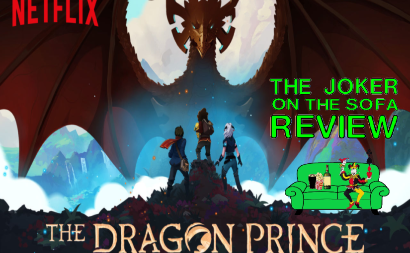 Netflix Mini-review: The Dragon Prince: Book 3 – And We Have Lift-off