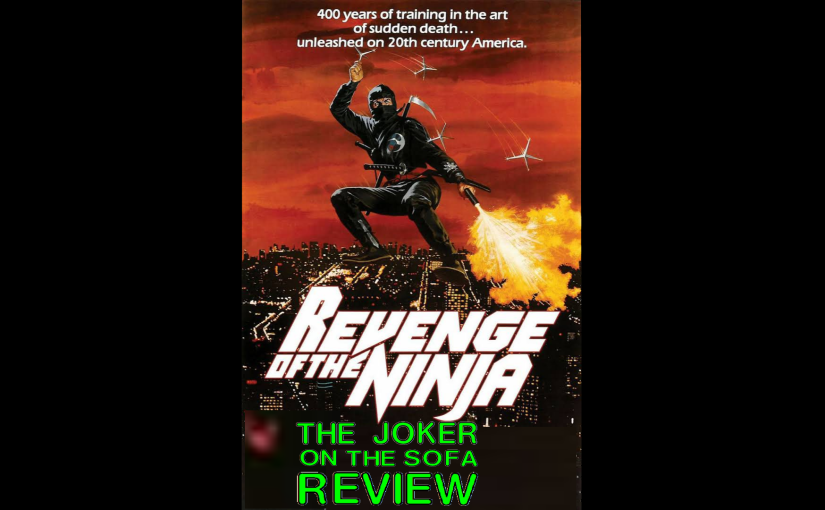 Reader Request: Revenge of the Ninja: Flipping Out and Killing People Made Fun