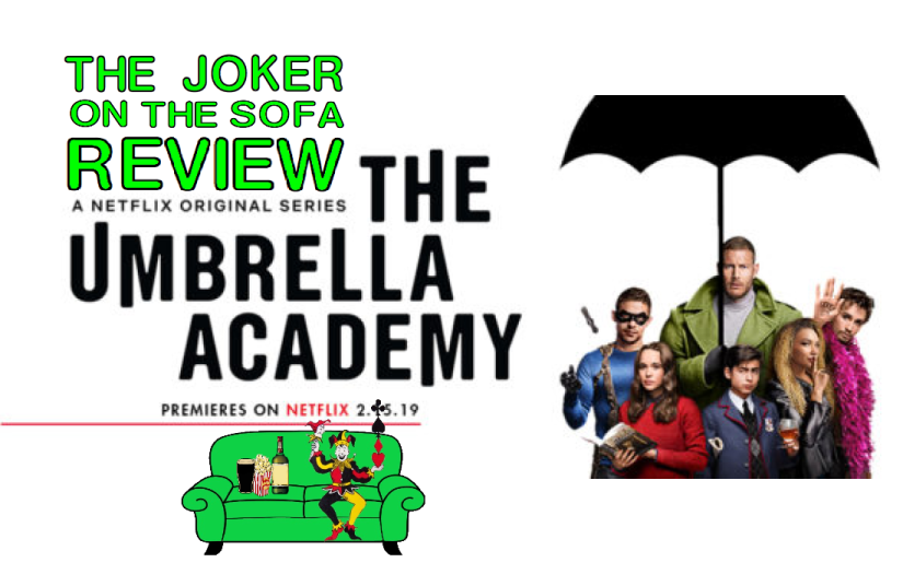 Netflix Review – The Umbrella Academy: Super-Dysfunctional (Spoiler-Free)