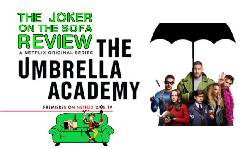 Netflix Review – The Umbrella Academy: Super-Dysfunctional (Spoiler-Free)