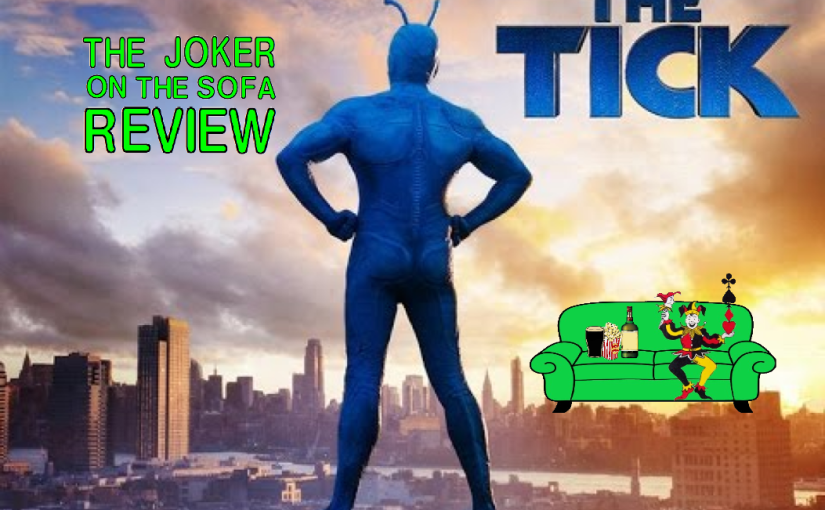 Prime Review – The Tick: Seasons 1 and 2 (Spoiler-Free for Season 2)
