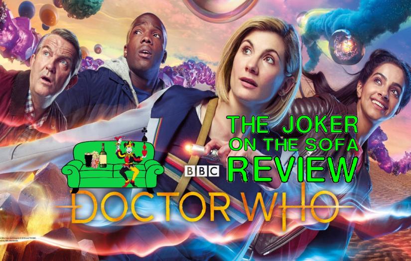 "Doctor Who Season 11 – Ep. 7""Kerblam!"""
