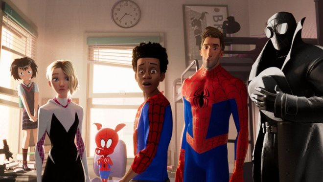 SpiderVerse - 1Spiders