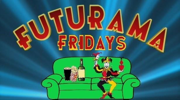 """Futurama Fridays – S1 E10 """"A Flight toRemember"""""""
