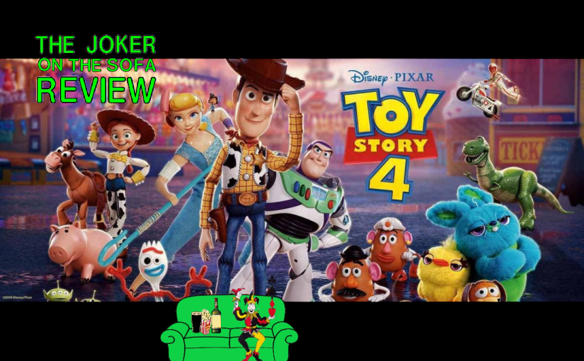 Toy Story 4: Definitely the Worst Toy Story, but Still a Good Movie (Spoiler-Free)