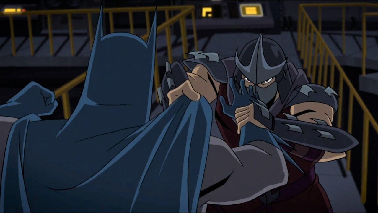 BatmanTMNT - 4Shredder