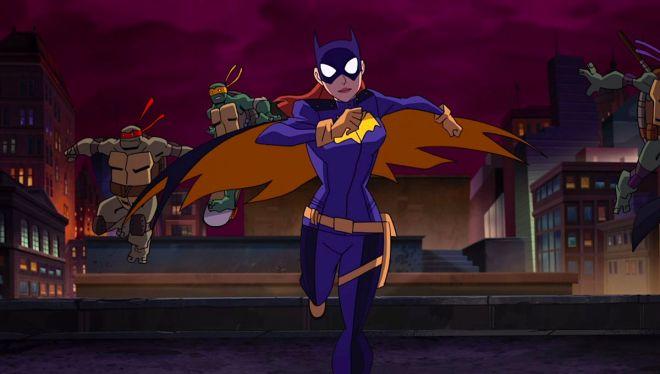 BatmanTMNT - 5Batgirl
