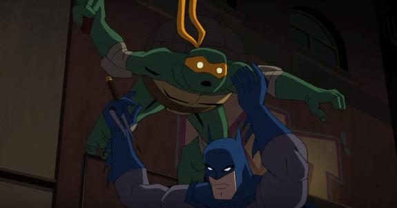 BatmanTMNT - 8Mikey