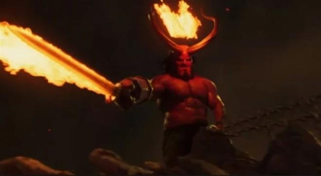 Hellboy - 4Sword
