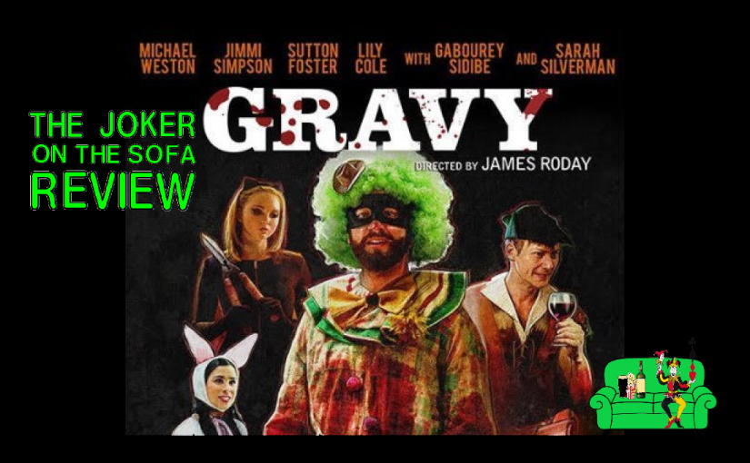 Amazon Prime Review/Reader Request : Gravy – James Roday's Dark, Dark Comedy (Spoiler-free)
