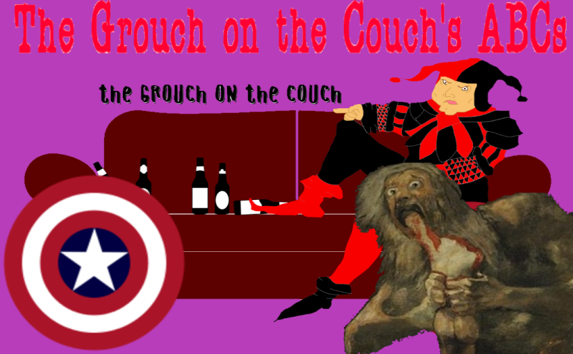 C is for Captain America and Cannibalism: On thePardon