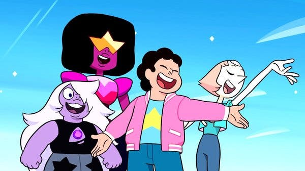 StevenUniverseMovie - 2Singing