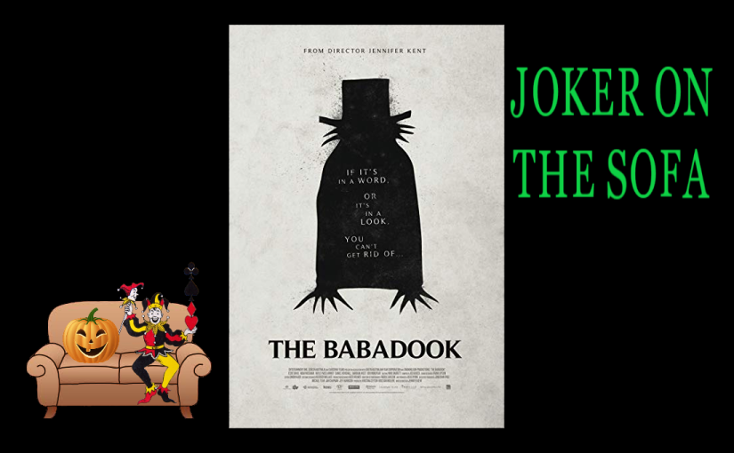 Halloween Reviews – The Babadook: The Monster of Loss