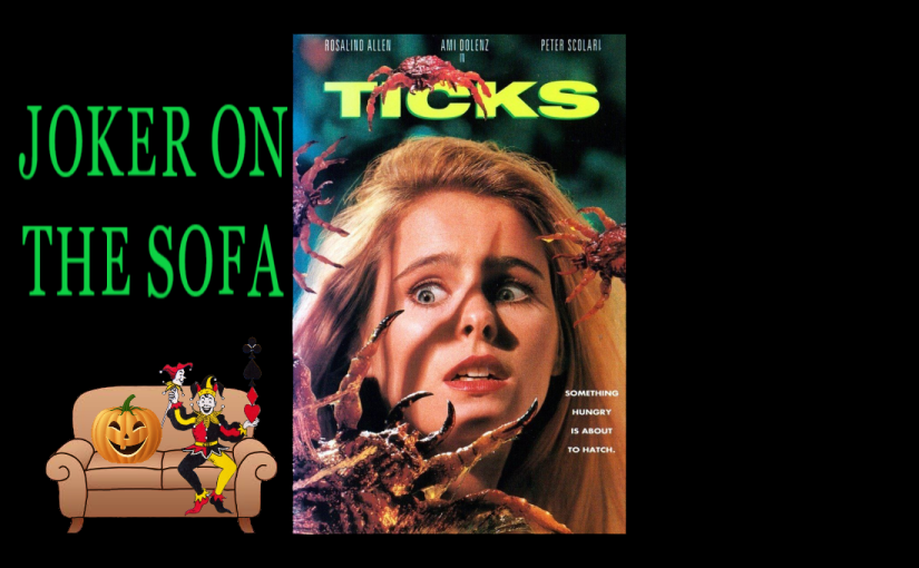 Halloween Review/Amazon Prime Review – Ticks: The Most Early-90s Horror Movie EverMade
