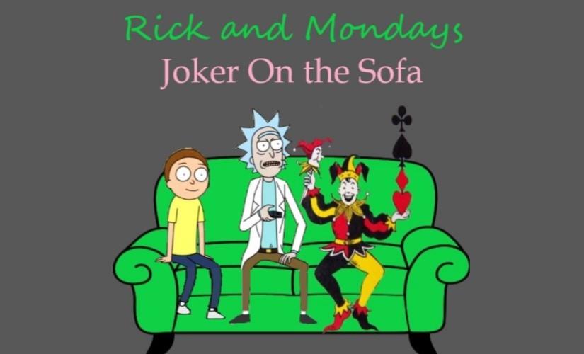 "Rick and Mondays – S3E1 ""The RickShankRickDemption"""